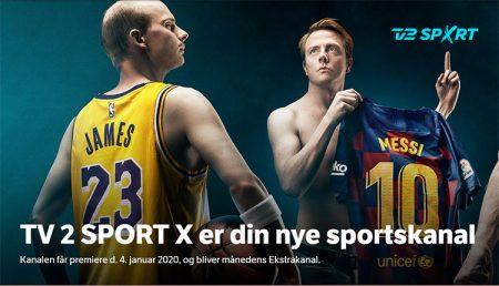 Ekstrakanal TV2 Sport X